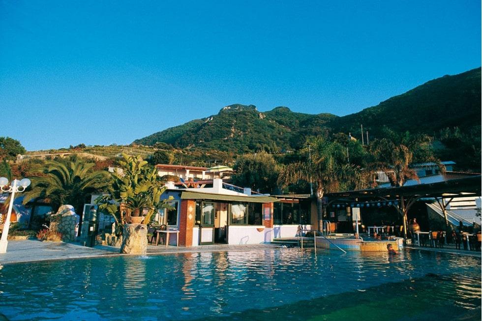 Hotel Carlo Magno Ischia
