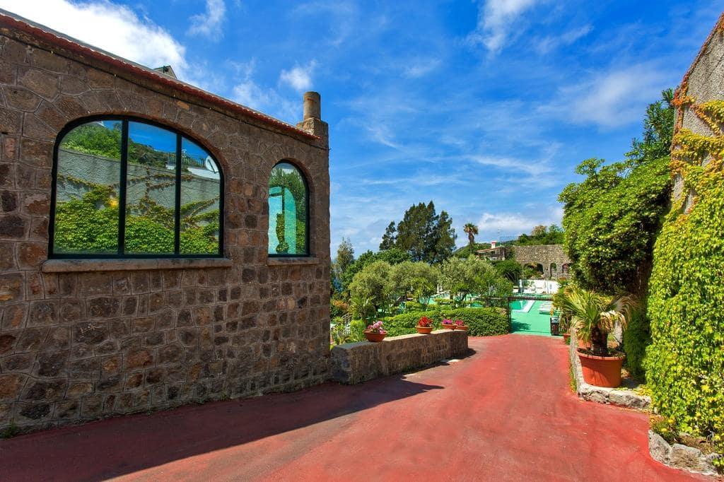 Hotel Parco dei Pirincipi