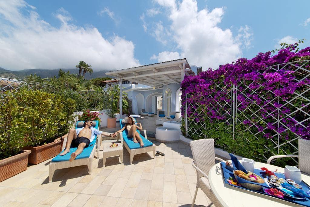 Hotel Sorriso Ischia