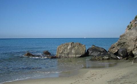 Spiaggia Degli Inglesi Ischia