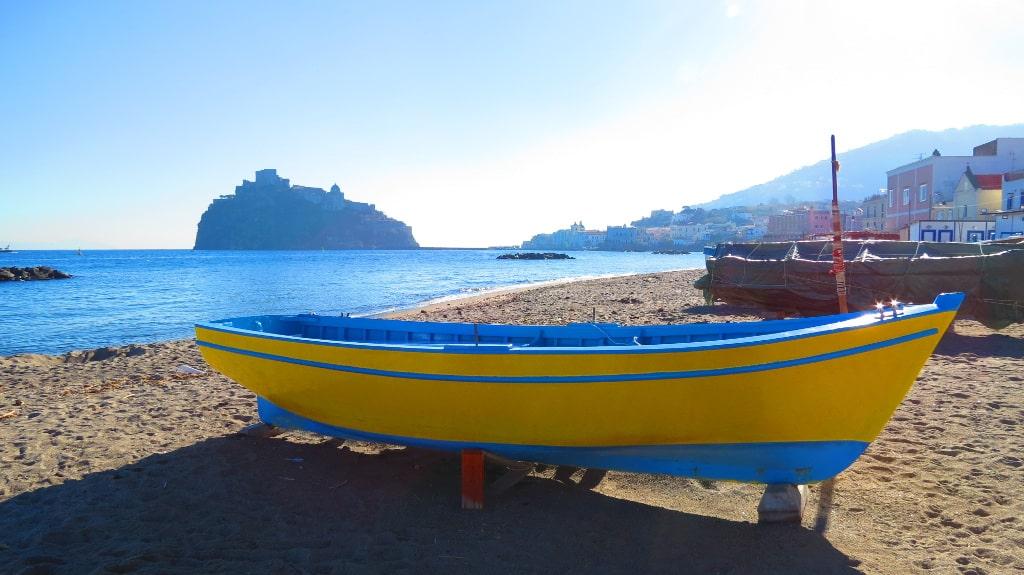 Spiaggia dei Pescatori Ischia