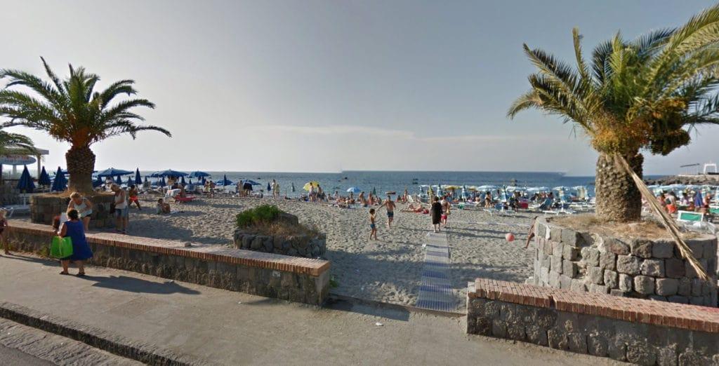 Spiaggia della Marina