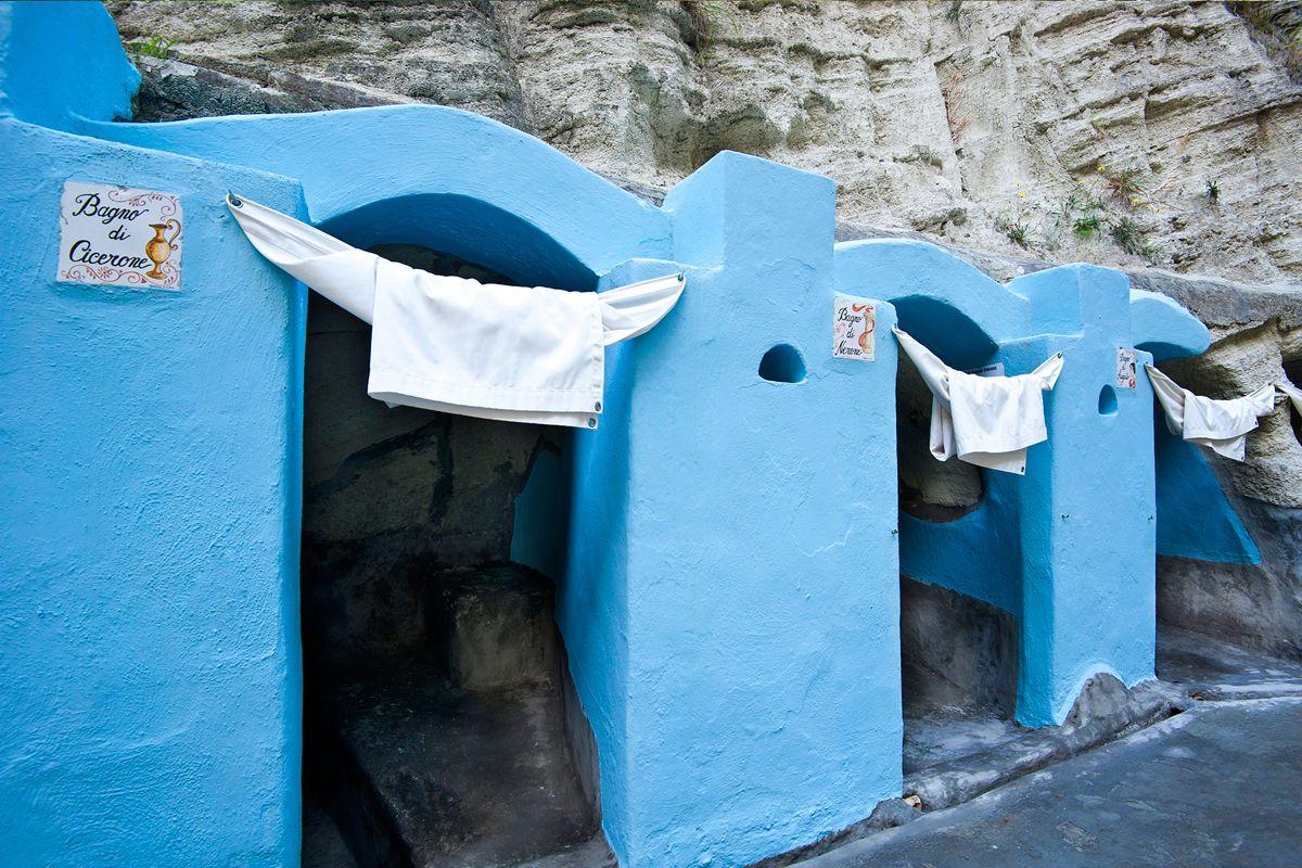 Terme di Cavascura Ischia