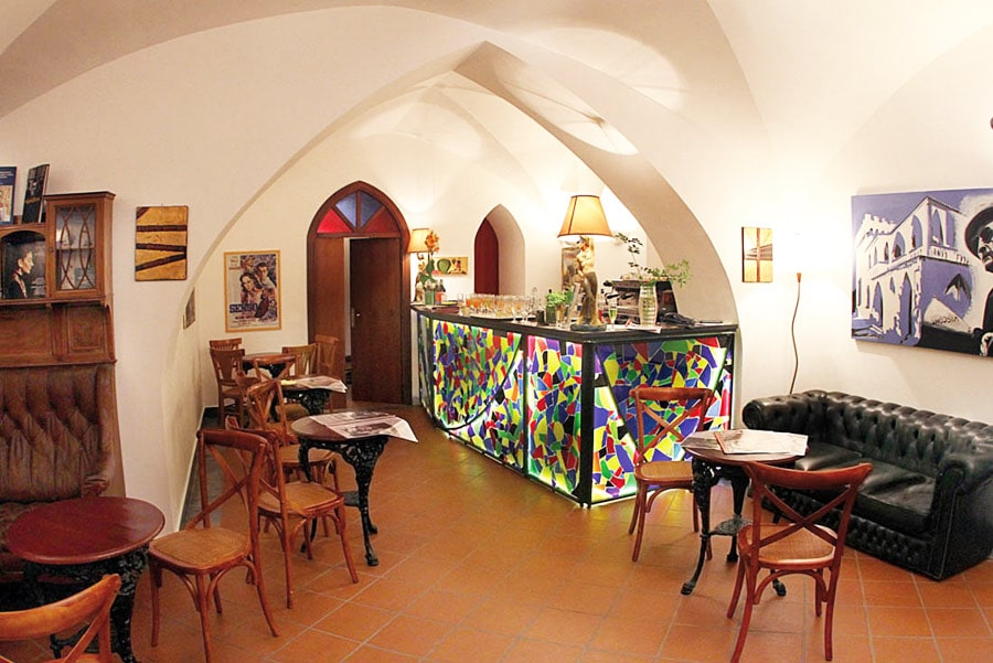 Villa la Colombaia Ischia