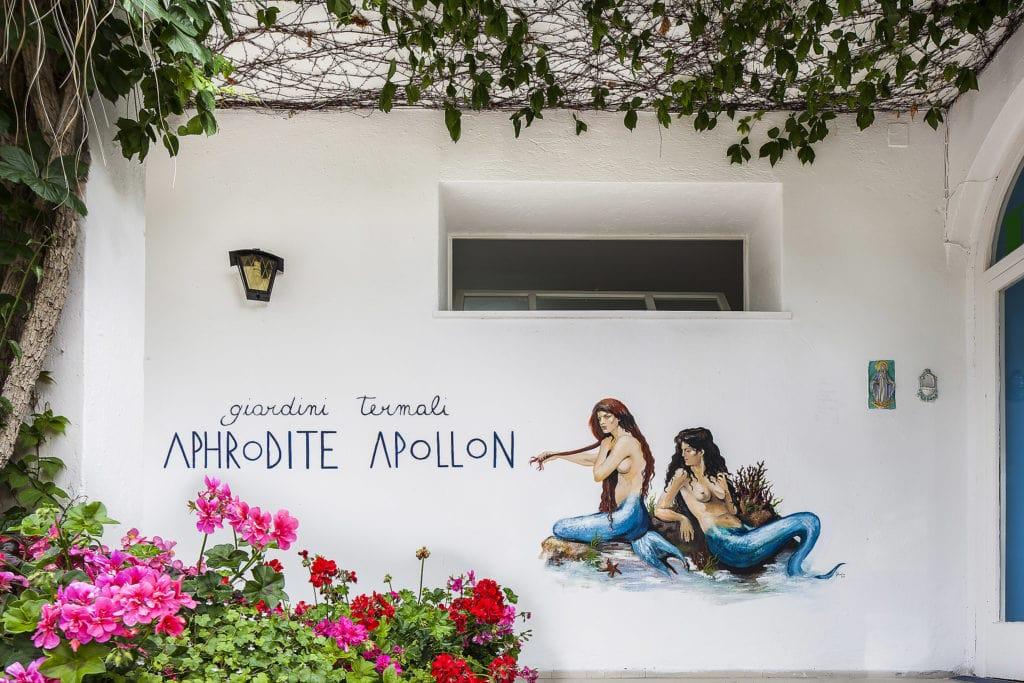 Aphrodite Apollon Ischia