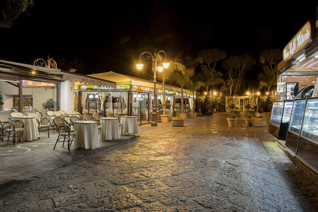 Bar Vittoria Ischia
