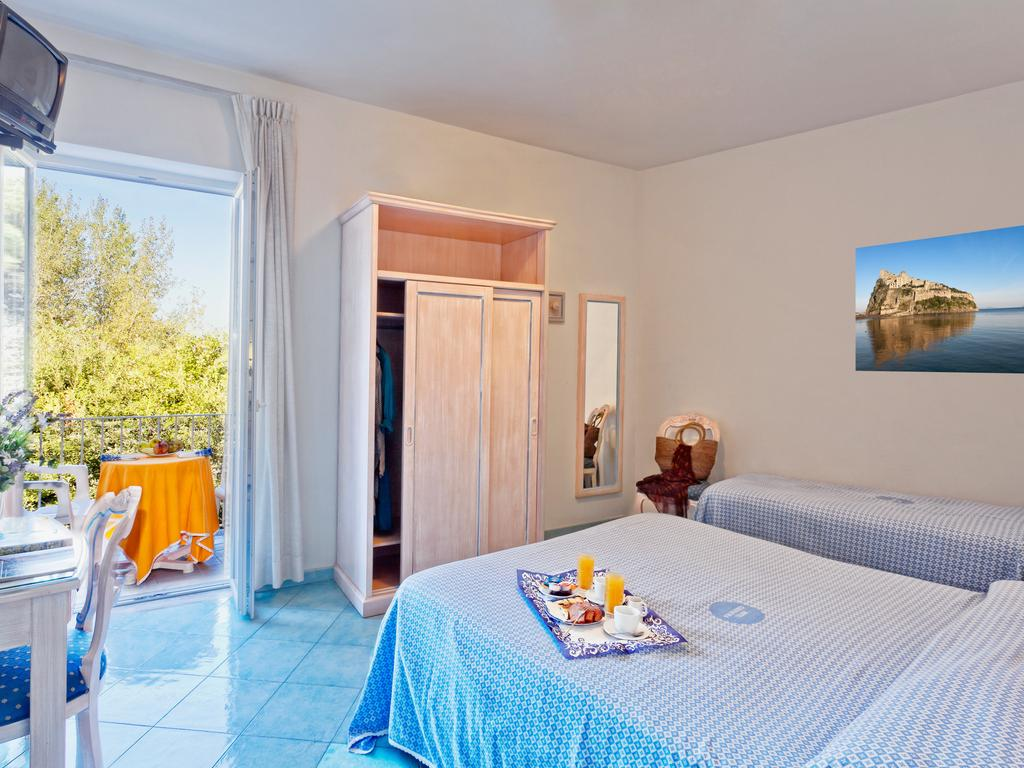 Hotel Cleopatra Ischia