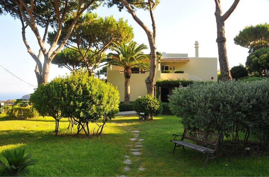Hotel Michelangelo Ischia