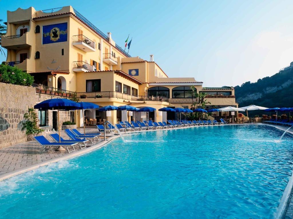 Hotel Terme San Lorenzo Ischia