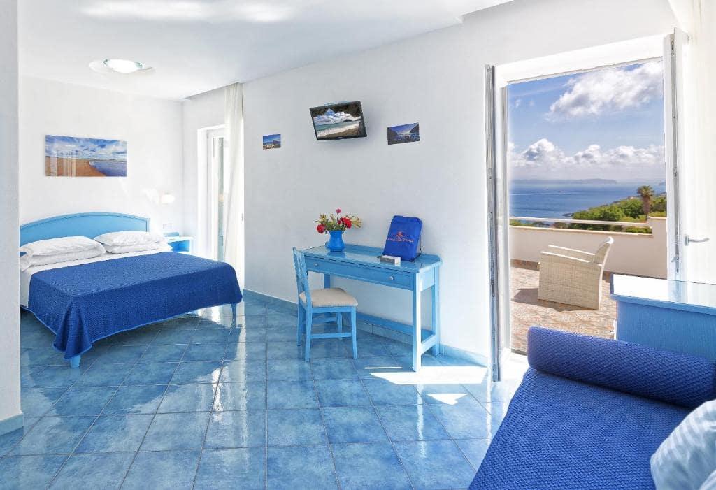 Hotel Villa D'Orta Ischia