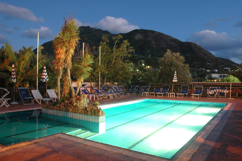 Hotel Villa Franca Ischia