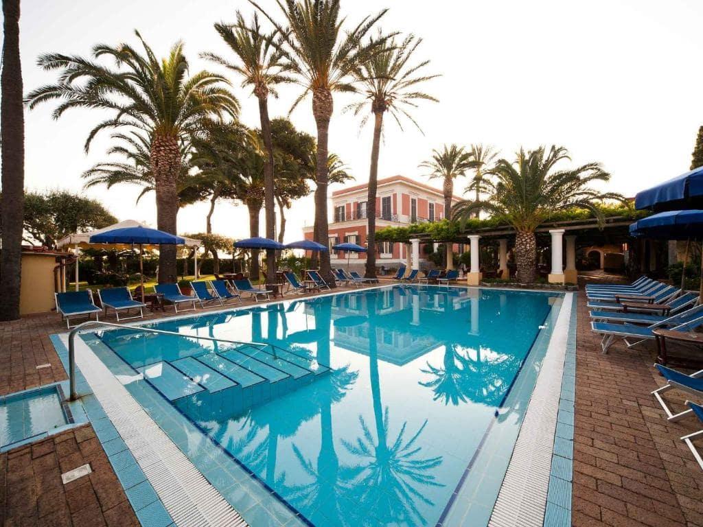 Hotel Villa Svizzera Ischia