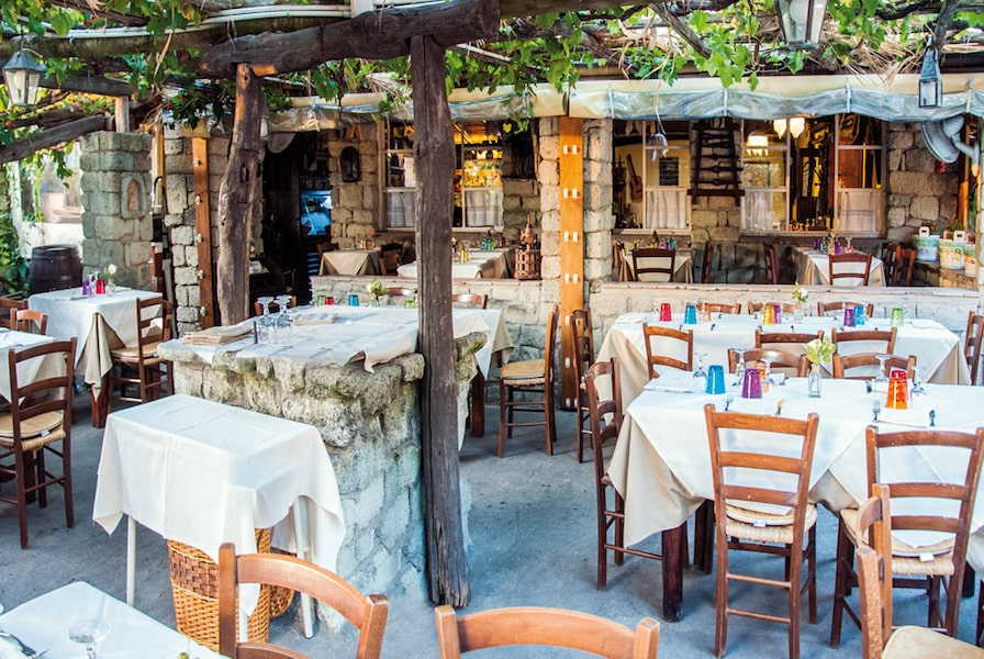 Ristorante Al Vecchio Capannaccio Ischia