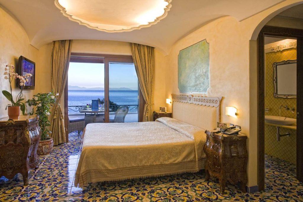 Strand Hotel Delfini Ischia