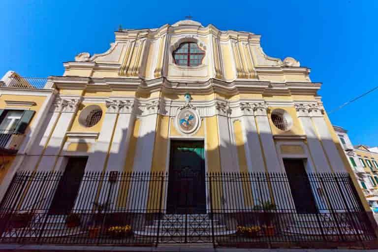 Chiese Ischia - Cattedrale di Ischia