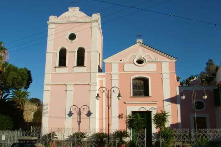 Chiese Ischia - Chiesa dell'Assunta