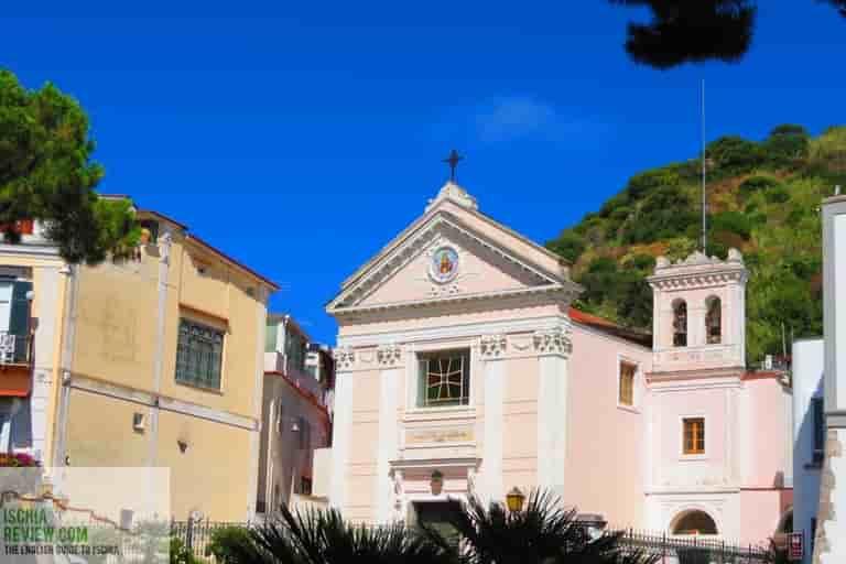 Chiese Ischia - Chiesa di Santa Restituta